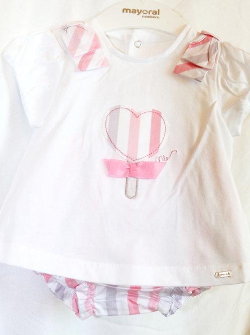 Heart Lollipop 2pc