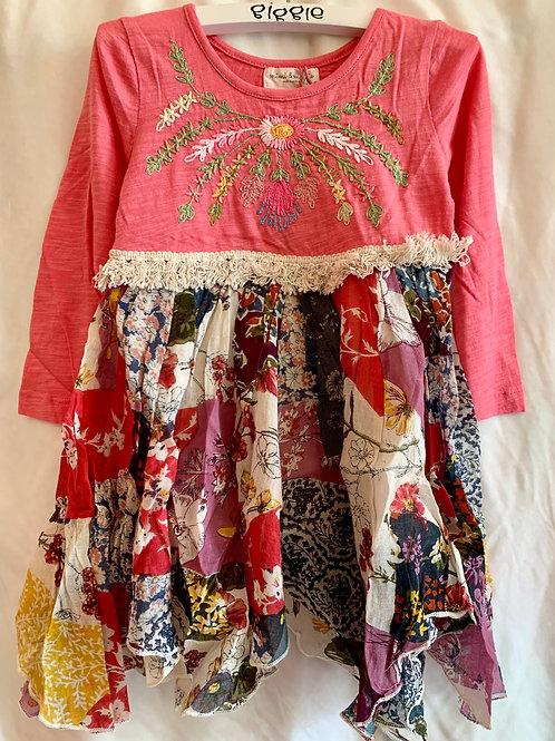 Pink Priya Dress
