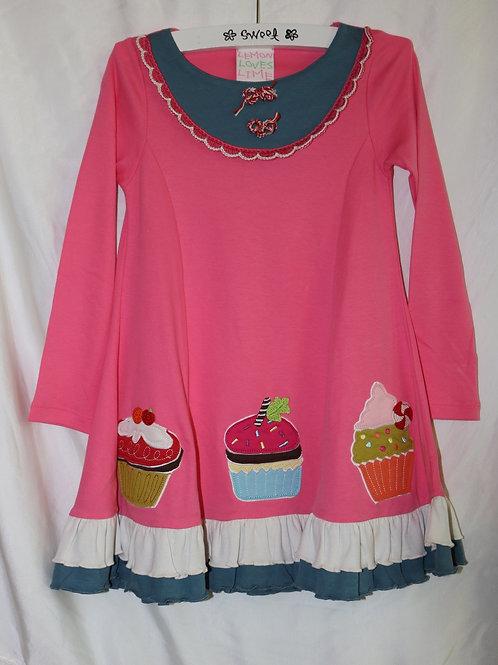Birthday Cupcake Dress