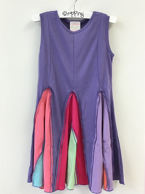 Lilac Dress of Many Colors