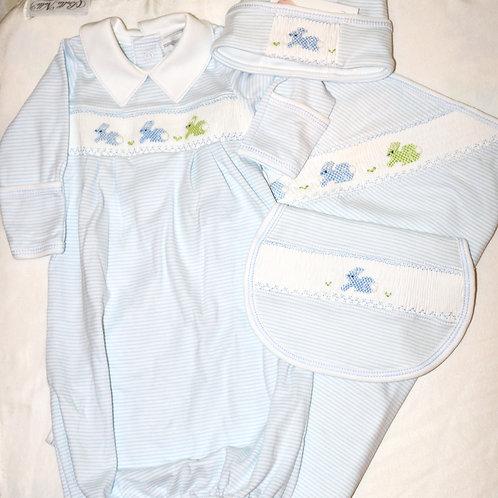 3 Bunnies Blanket