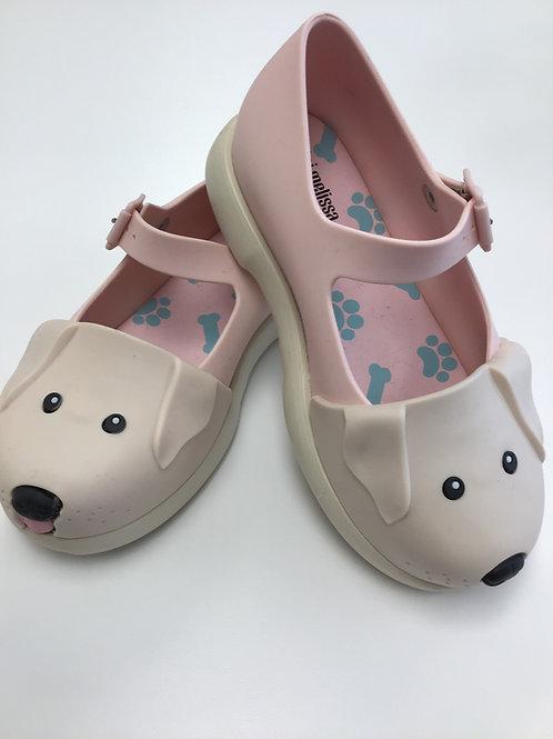MIni Melissa Puppy Shoes