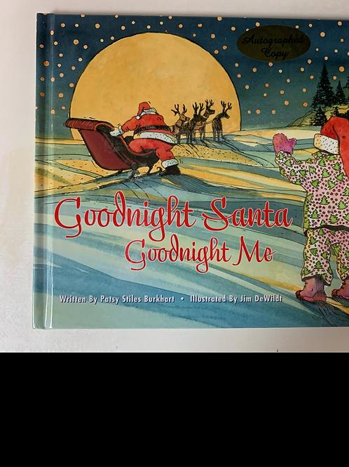 Goodnight Santa Book