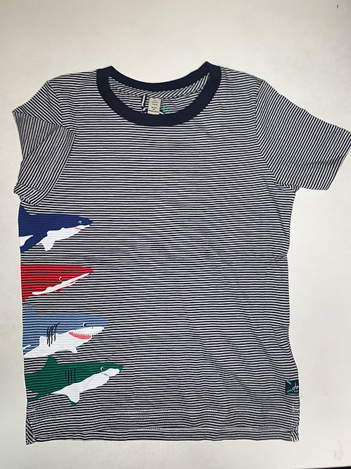 Joules Striped Shark Tee