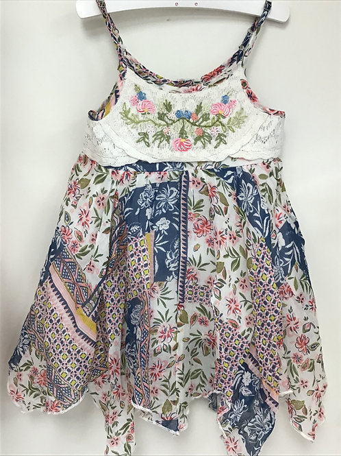 Mimi & Maggie Breezes Handkerchief Dress