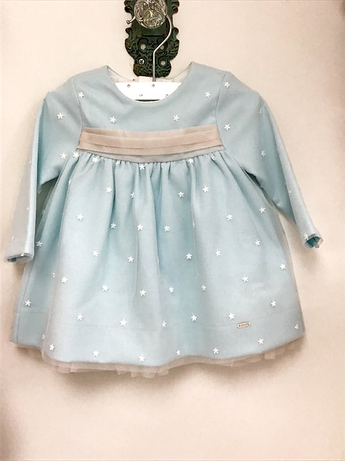 Mayoral Turquoise Party Dress