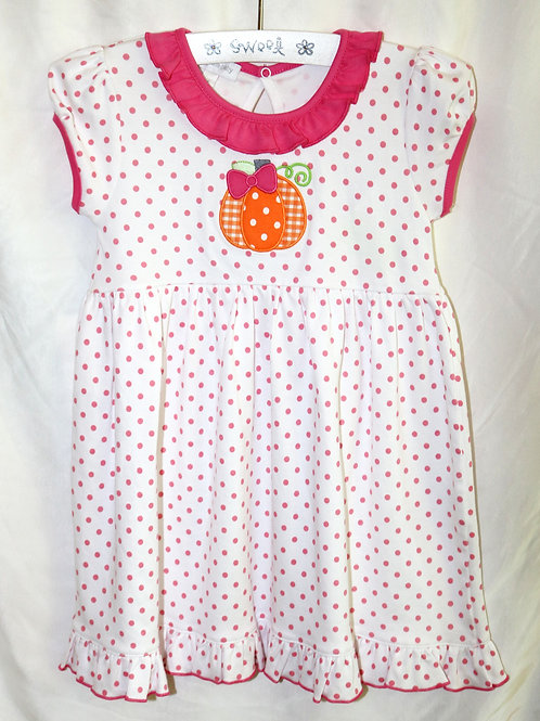 Magnolia Baby Pumpkin Dress