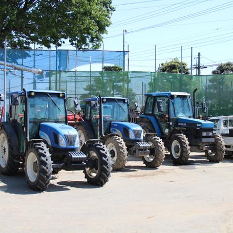 所有する農機具14台すべてを加入