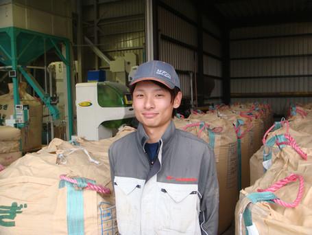 水稲、小麦、ソバ 効率化へ創意工夫
