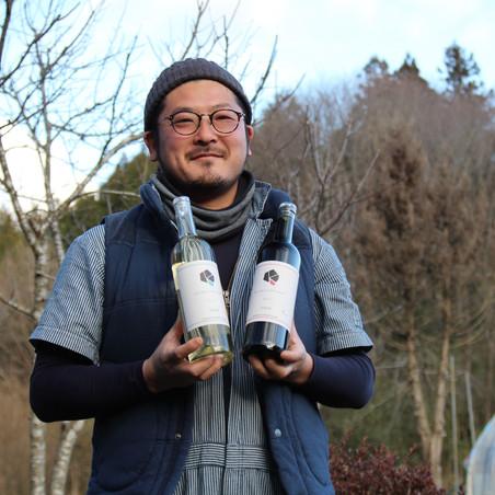 醸造用ブドウ6品種 夢はワイナリー開業