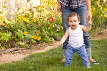 Sin and Grace: Walking Like An Infant