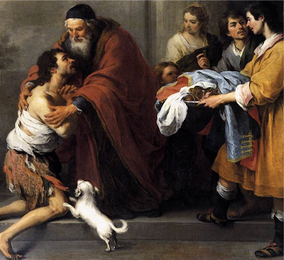 The Prodigal Son Series: The Servants
