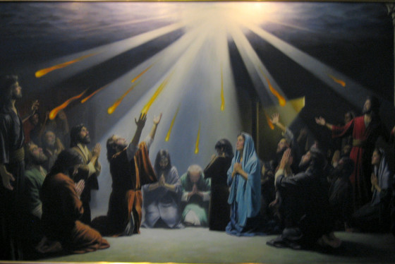 Pentecost: Connected and Empowered