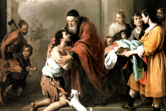 The Prodigal Son Series: The Younger Son