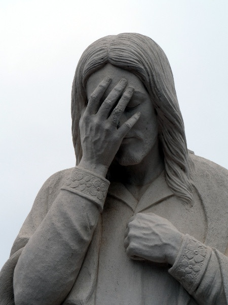 A Story of Jesus in Grief