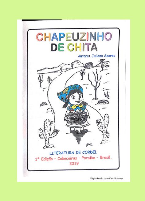 Chapeuzinho de chita - Juliana Soares
