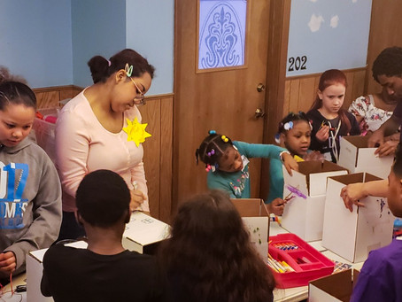 Here Comes the Sun- Solar Workshop at Family Freedom Center