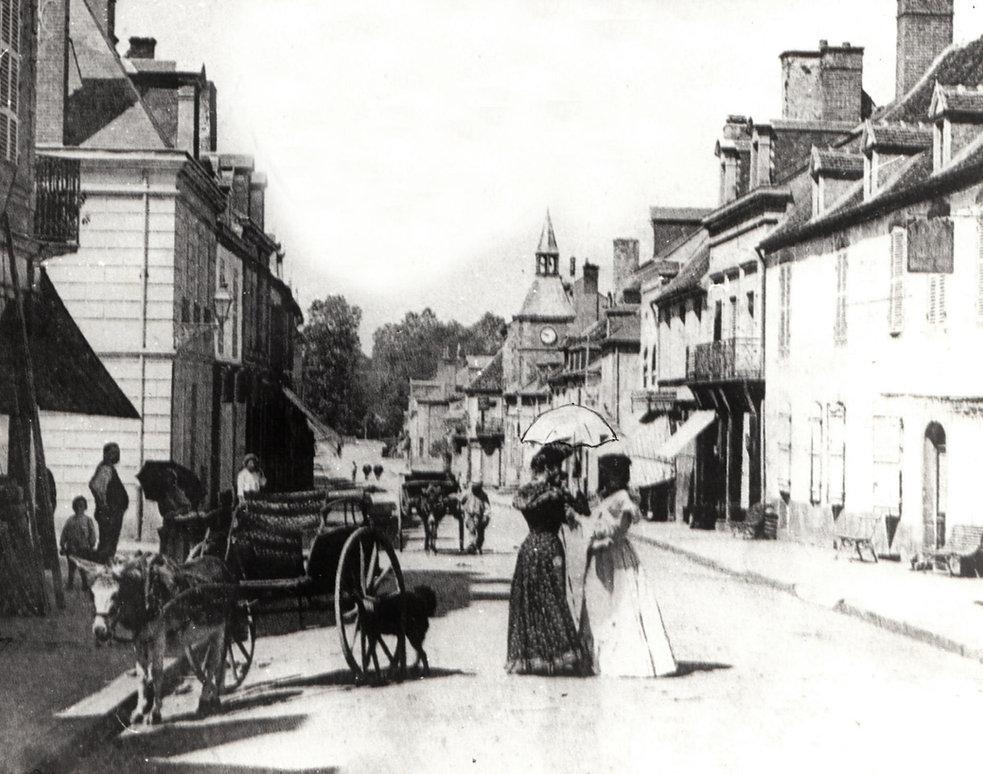 histoire locale cosne d'allier louroux venas sauvagny
