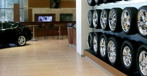Lexus Showroom