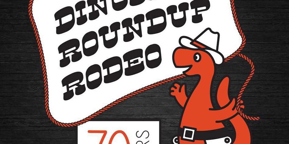 Dinosaur Roundup Rodeo