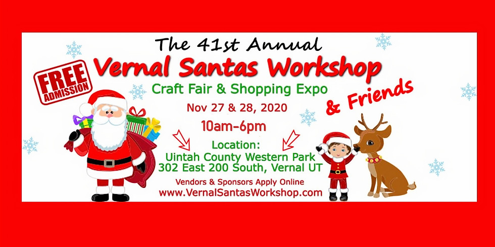 The 41st Annual Vernal Santa's Workshop