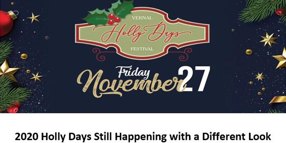 Vernal Holly Days Festival