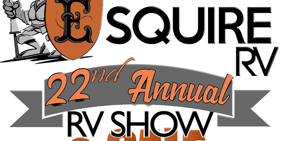 22nd ANNUAL RV SHOW & SALE