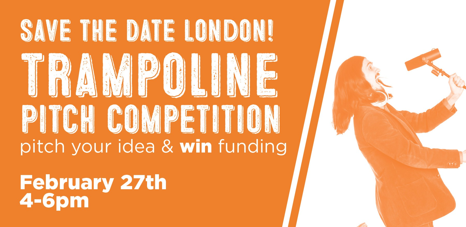 Fanshawe London Main Campus - Trampoline Pitch Competition