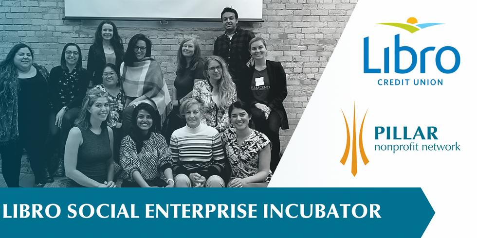 Libro Social Enterprise Incubator - Fall 2021 DEADLINE SEPTEMBER 3