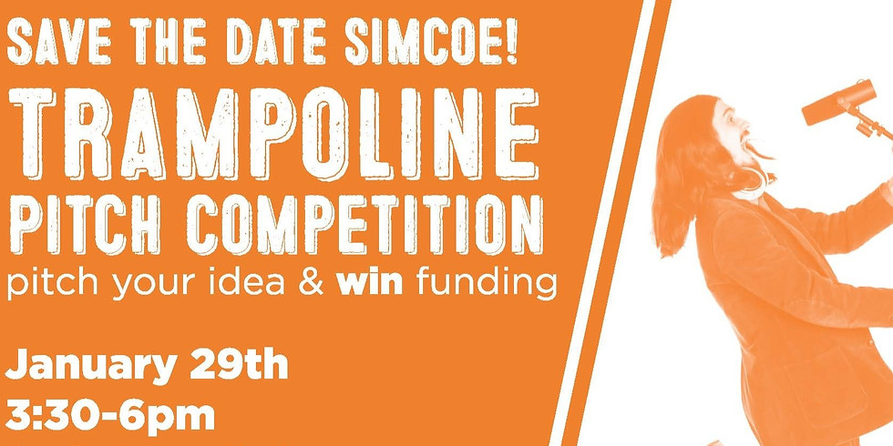 Fanshawe Simcoe/Norfolk Campus - Trampoline Pitch Competition