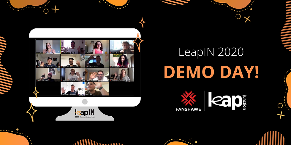 LeapIN 2020 DEMO DAY!