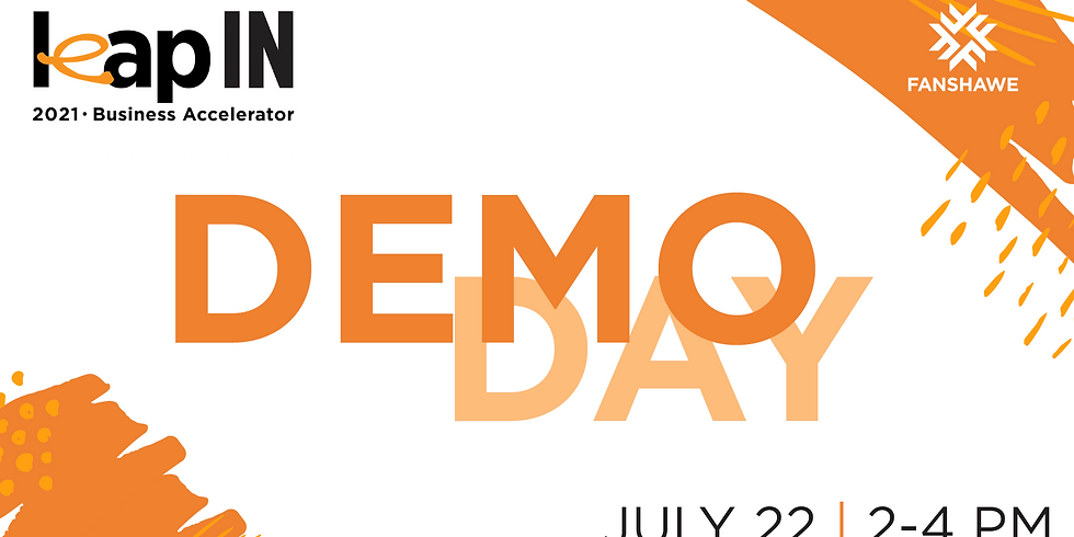 LeapIN 2021 Demo Day