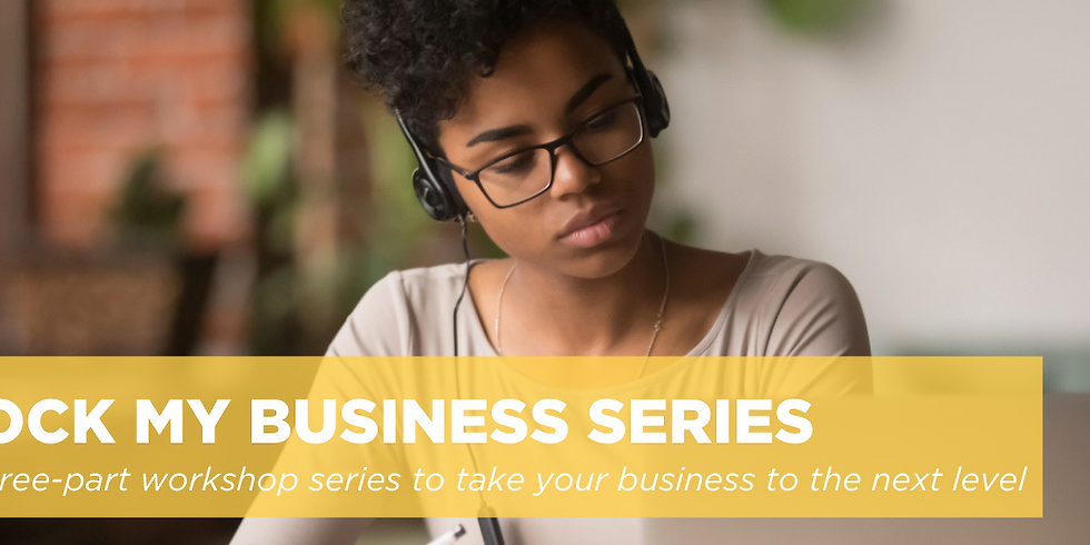 Rock My Business Series Presented by Futurprenuer Canada