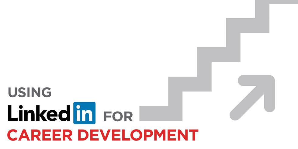 Using LinkedIn for Career Development