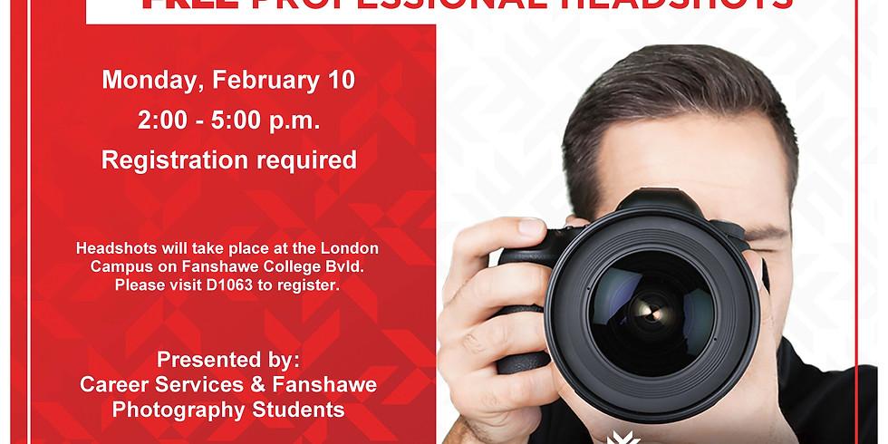 FREE Professional Headshots