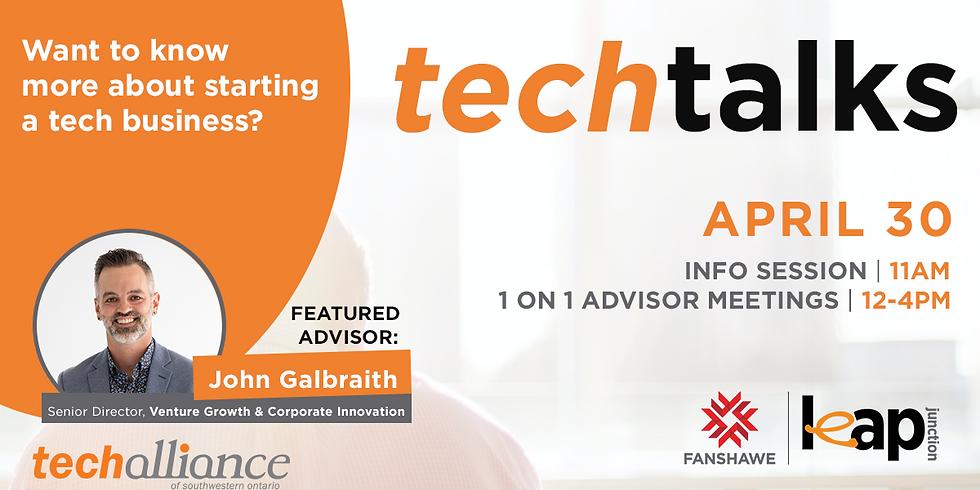 TechTalks with TechAlliance