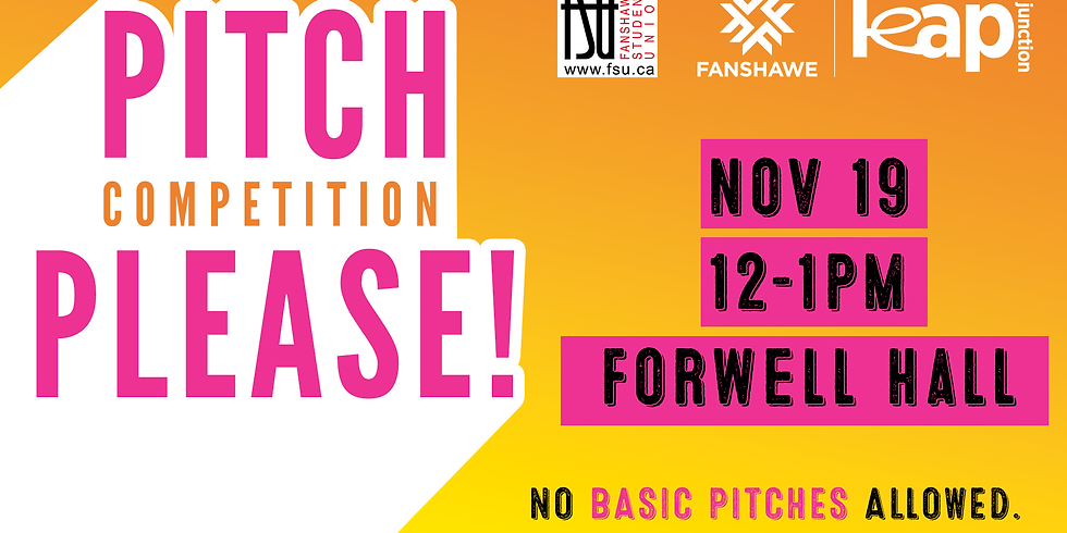 Pitch, Please!