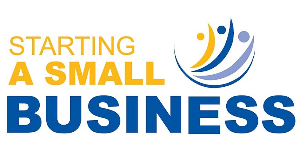 Starting A Small Business Seminar