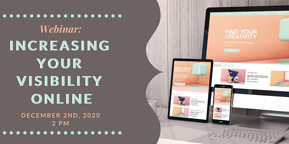 Increasing Your Visibility Online