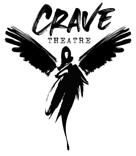 Crave Theatre Sticker