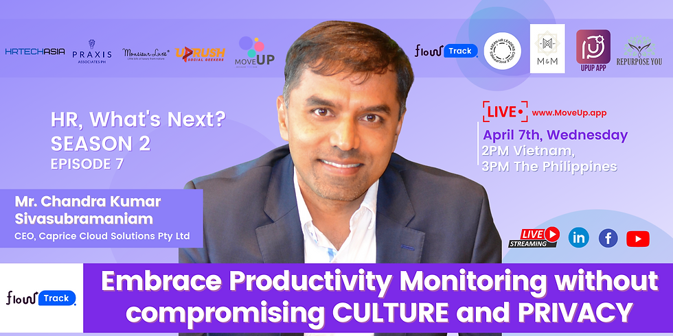 Embrace productivity monitoring without compromising culture and privacy