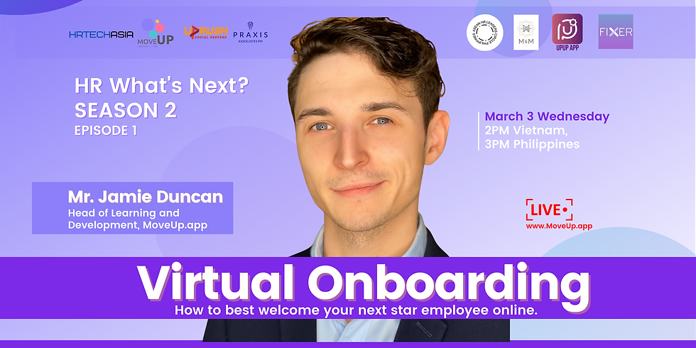 Virtual Onboarding: How to best welcome your next star employee.