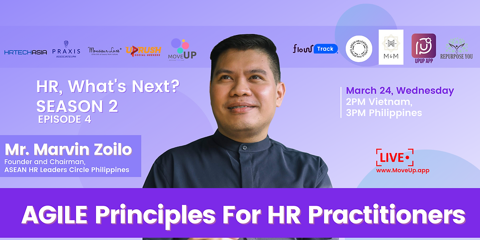 Agile Principles for HR Practitioners