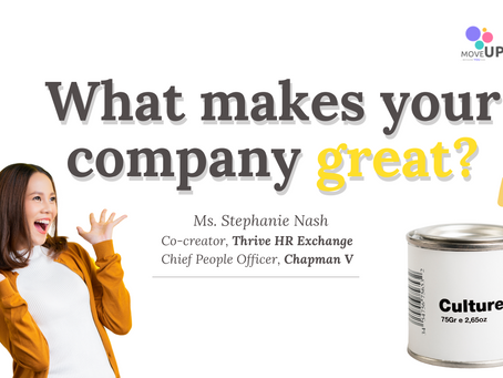 How can you make your company great?