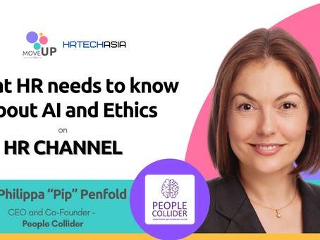 What HR needs to know about AI and Ethics (part 1)