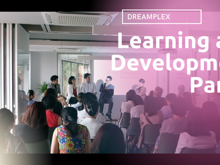 Dreamplex Branch Opening: Learning and Development Panel