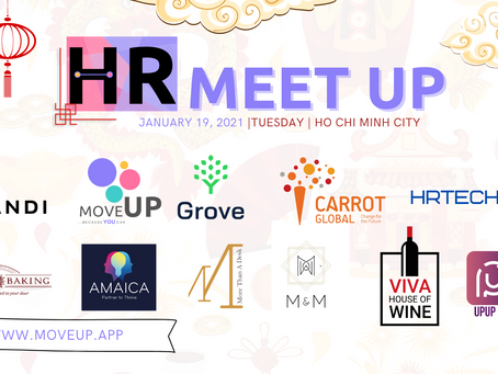 HR MeetUp in Saigon (January 19, Tuesday)