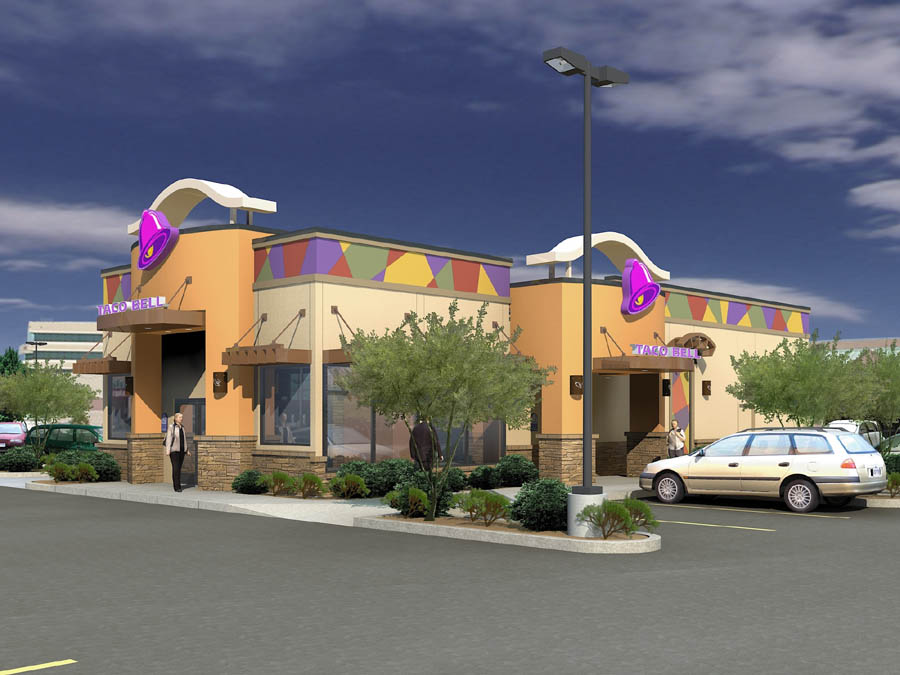 New Taco Bell