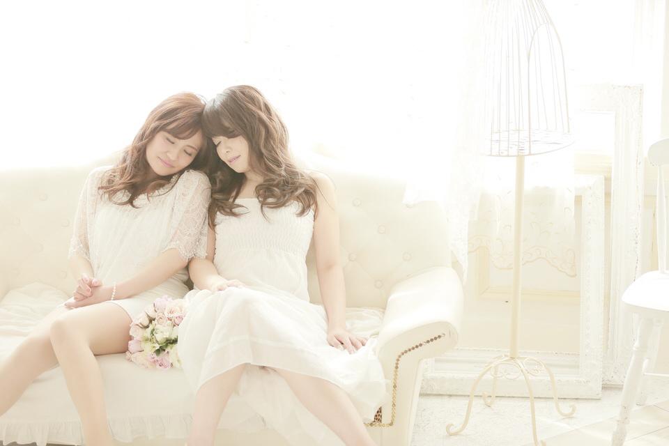 Kaori & Rie