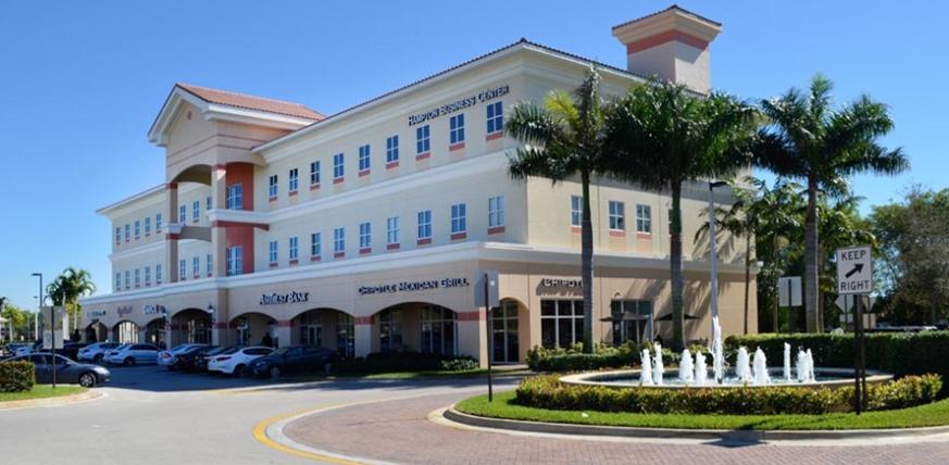 Office Building in Pembroke Pines, FL